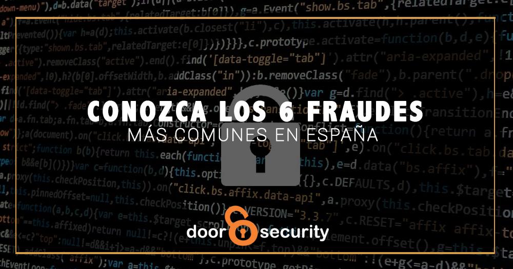Fraudes en España