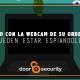 Cuidado con la webcam de su ordenador